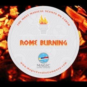 Magic Candle Company Rome Burning Oil